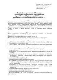 Załącznik nr 1 do uchwały Nr 9 /2012 - Międzyrzec Podlaski