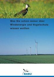 Windenergie und Vogelschutz - Buerger-fuer-eggebek.de