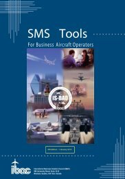 SMS Tools For Business Aircraft Operators - International Business ...