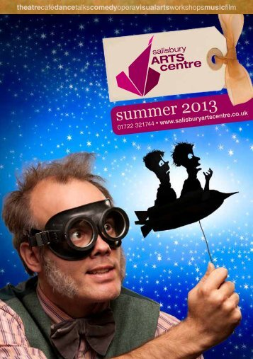 summer 2013 - Salisbury Arts Centre