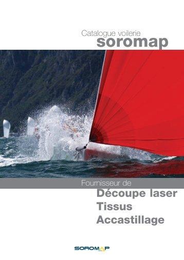 Télécharger le catalogue Voilerie - Soromap