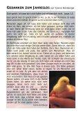 JESUS SAGT SIEHE, ICH MACHE ALLES NEU - bei der Freien ... - Seite 4