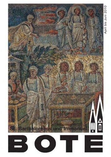Untitled - Bartholomaeus-Gemeinde