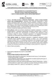"""""""W drodze do kariery z Politechniką Świętokrzyską – szanse na ..."""