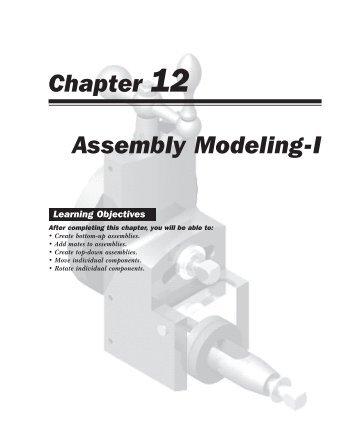 Chapter 12 Assembly Modeling-I