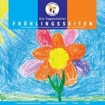 Frühlingsseiten 2011 - Tagesmütter Steiermark