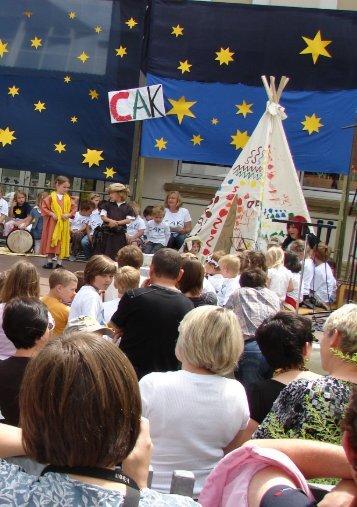 Gemeindebrief Sommer 2010 - Evangelische Kirchengemeinde ...