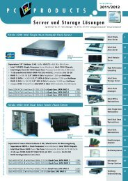 2011/2012 - PC Products