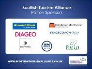 and Strategy Update - Scottish Tourism Alliance
