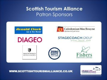 and Strategy Update - Scottish Tourism Alliance