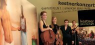 kestnerkonzert - Quartett PLUS 1