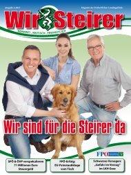 Wir Steirer | Ausgabe 3 WK1