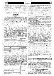 Reglamento Consejo Sectorial Accesibilidad - Ayuntamiento de ...