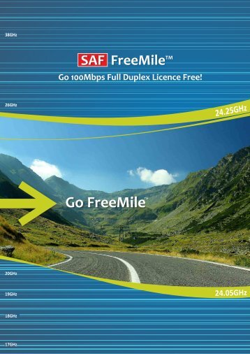 SAF FreeMile - Titan Wireless