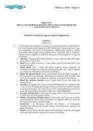 Delibera n. 152/06 - Autorità per l'energia elettrica e il gas