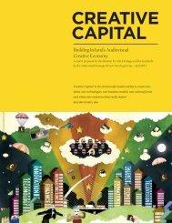 Creative Capital Report - Irish Film Board