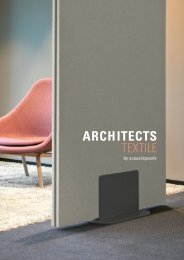 Acousticpearls ARCHITECTS TEXTILE