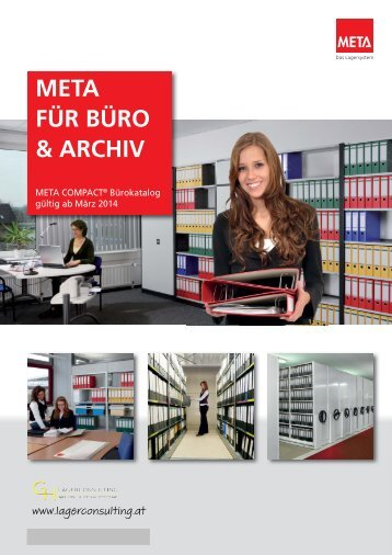 Lageronsulting: Regale für BÜRO & ARCHIV