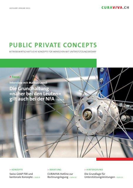 PUBLIC PRIVATE CONCEPTS