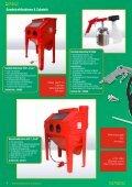 STABILO - Sandstrahlkabinen & Zubehör - Katalog 2015 - Seite 4