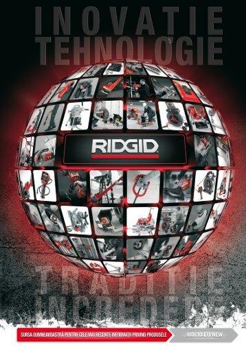 RIDGID - Catalog - 2013 (RO)