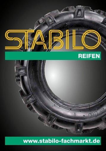 STABILO - Landwirtschaft, Haus, Hof & Garten Reifen - Katalog 2015