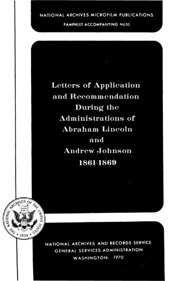 18611869 - National Archives and Records Administration