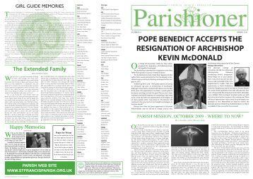 The Parishioner - Edition 18