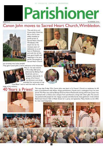 The Parishioner - Edition 23