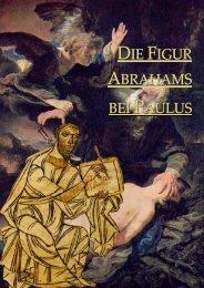 Die Figur Abraham finalm - Felix