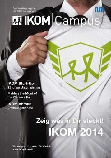 IKOM Campus 3/2014