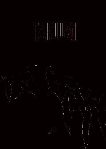 Takumi LUNCH 2013.qxd:Layout 1