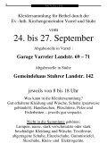 Unser Gemeindebrief - Ev. - luth. Kirchengemeinde Stuhr - Seite 6