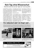 Organische Synthesechemie Adlershof Aktuell - Seite 7
