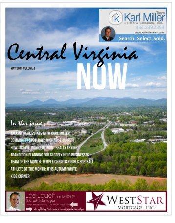 Central Virginia NOW