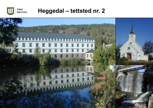 Del 3 - Utvikling av Heggedal, Vollen, Dikemark ... - Asker kommune