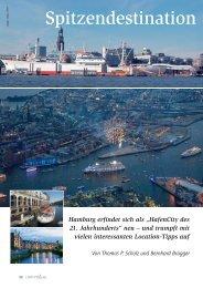 Hamburg - Erfindet sich als HafenCity des 21. Jahrhunderts