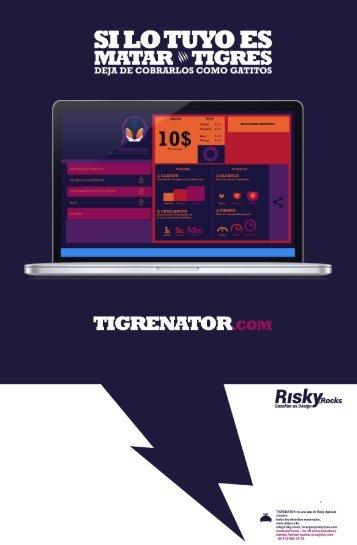 www.tigrenator.com Calculadora de diseño freelance