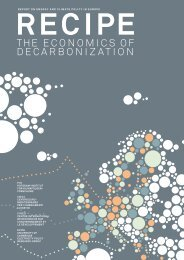 the economics of decarbonization - Potsdam Institute for Climate ...