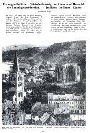 Ein ungewöhnlicher Wirtschaftszweig an Rhein und Hunsrück: die  ...