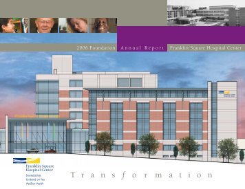 a t i o n f o r m T r a n s - MedStar Franklin Square Medical Center  ...