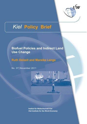 Kiel Policy Brief 37