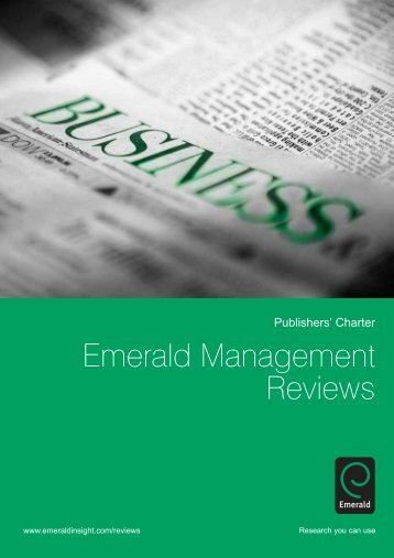 Emerald Management Reviews
