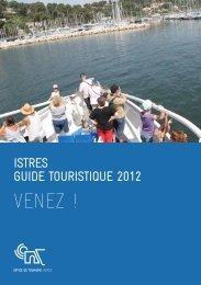 Guide touristique 2012 - Istres