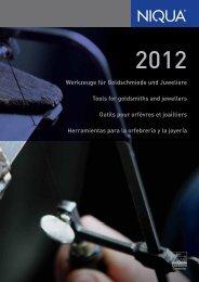 Katalog Metall (PDF) - Niqua GmbH