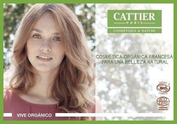 Vive Orgánico Cosmética orgánica Francesa para una belleza natural