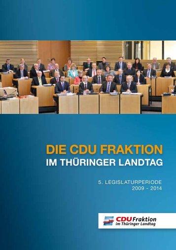 DIE CDU FRAKTION - Mike Mohring