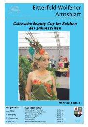 Amtsblatt 11-12 erschienen am 01. 06.2012.pdf - Stadt Bitterfeld ...
