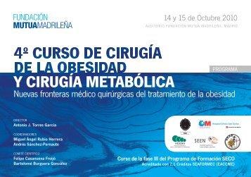 y cirugía metabólica - AEC_____Asociación Española de Cirujanos
