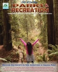 Parks & Recreation Community Services & Visitor's Guide